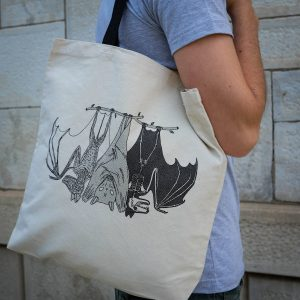 Anatomy of the Bat | Tote Bag